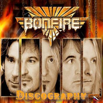 Bonfire - Discography (1986-2016)