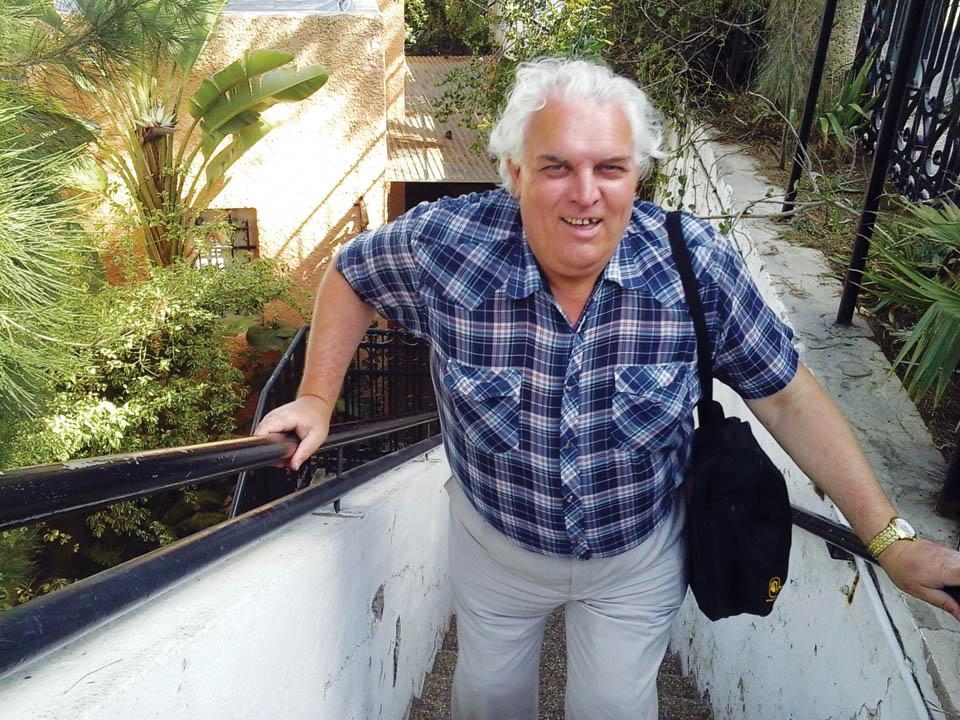 Андрей Коломиец. Фото из личного архива